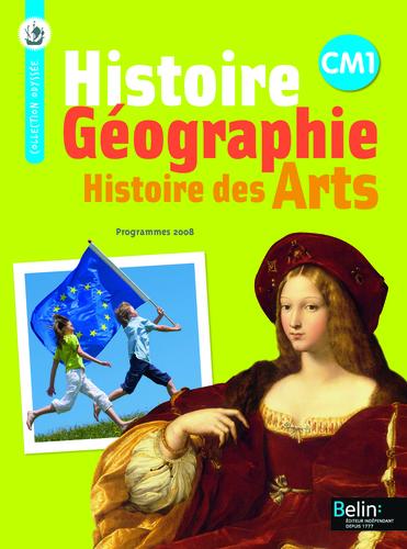Extrait 9782701195803 Histoire Géographie Hist. des Arts Odyssée CM1 ed 2016 - Enseignant | Belin | v1