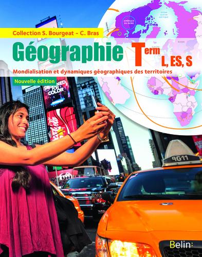 Extrait 9782701196961 Géographie Term LESS ed 2016 - Enseignant | Belin | v1