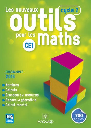 9782210503243 [EXTRAIT] Les Nouveaux Outils pour les Maths CE1 (2017) | Magnard | v1