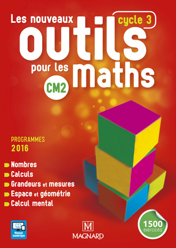 9782210503076 Nouveaux Outils pour les Maths CM2 (2017) - EXTRAIT | Magnard | v1
