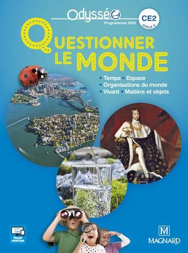 9782210503045 - Odysséo Questionner le monde CE2 (2017 ) - Extrait | Magnard | v3