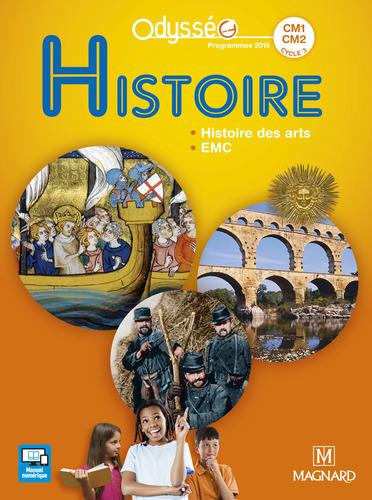 9782210503014 Odysséo Histoire CM1-CM2 (2017) - EXTRAIT | Magnard | v2