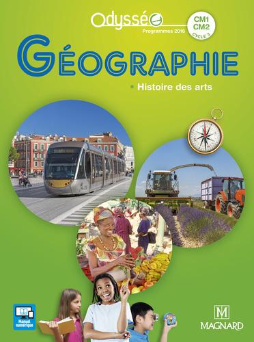 9782210503342 Odysséo Géographie CM1-CM2 (2017) - EXTRAIT version enseignant | Magnard | v2