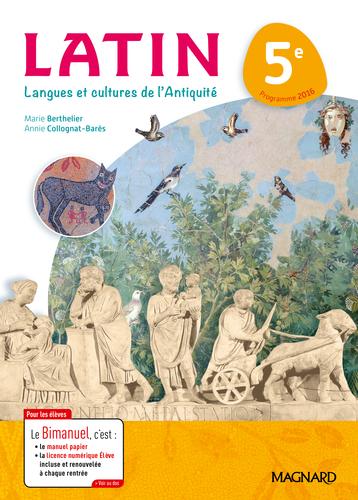 9782210107625 Bimanuel Latin 5e (2017) - EXTRAIT | Magnard | v2