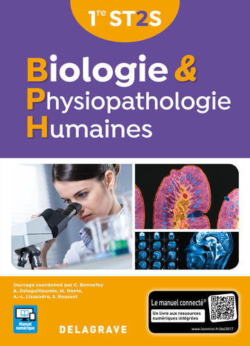 9782206303833 Biologie physiologies humaines 1re ST2S - EXTRAIT | Delagrave | v1