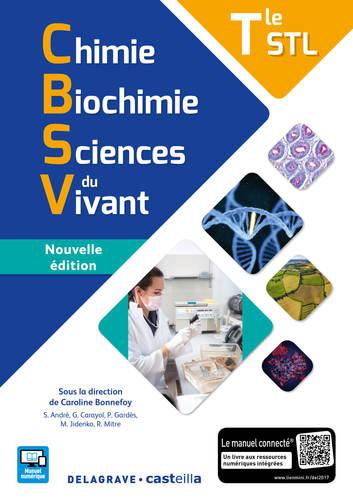 9782206303444 Chimie biochimie sciences du vivant Tle STL - EXTRAIT | Delagrave | v1