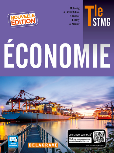 9782206203683 Economie Tle STMG NE Manuel (2017) - EXTRAIT   Delagrave   v3