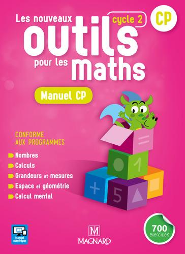 9782210504035 Les Nouveaux Outils pour les Maths CP (2018) - EXTRAIT | Magnard | v1