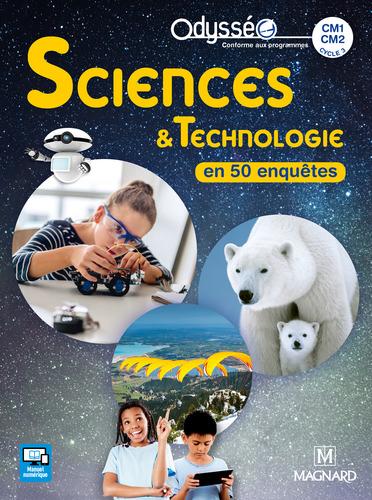 9782210504059 Odysséo Sciences CM1-CM2 (2018) - EXTRAIT | Magnard | v1