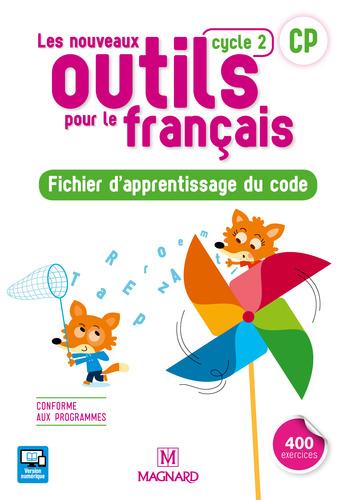 9782210504141 Les Nouveaux Outils pour le Français CP (2018) - EXTRAIT | Magnard | v1