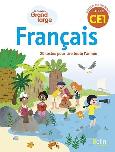 EXTRAIT 2019 Le nouveau Grand Large Manuel CE1 | Belin | v1