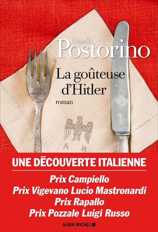 La goûteuse d'Hitler par Postorino