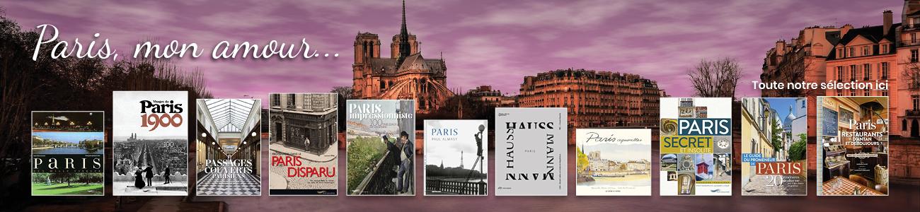 PARIS MON AMOUR…