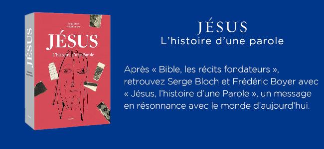 Jésus - L'histoire d'une parole