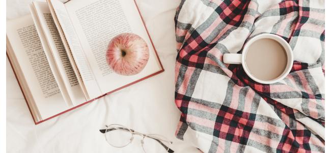 Que lire sous son plaid ?