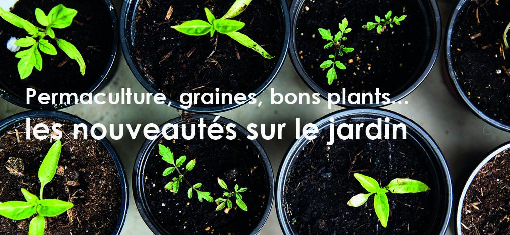 Bons plants jardin
