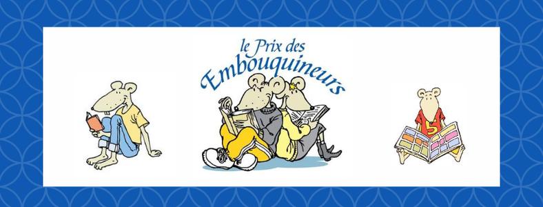 Prix des Embouquineurs 2021-2022