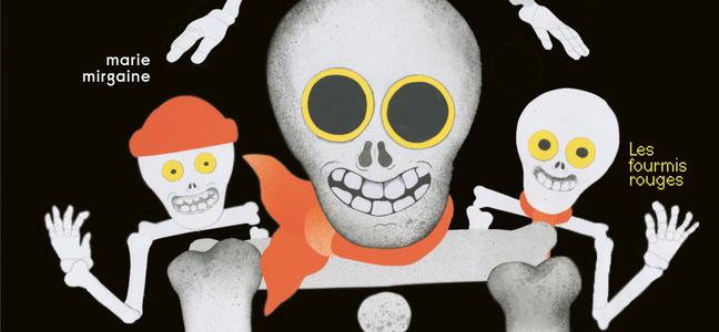 Notre sélection pour Halloween !