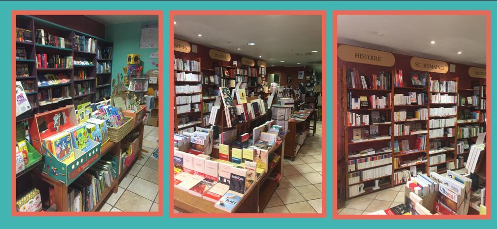 Des livres et des mots