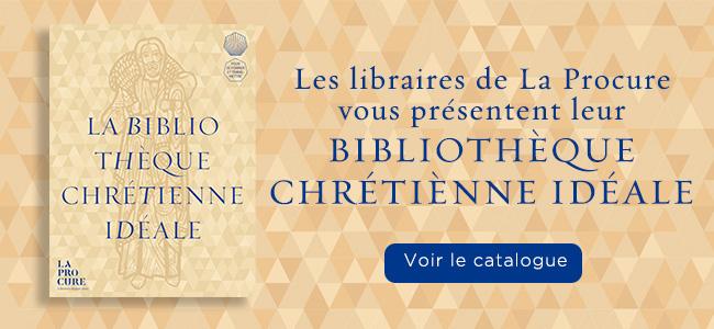 Catalogue Bibliothèque chrétienne idéale