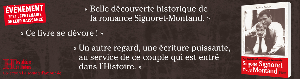 Signoret Montand
