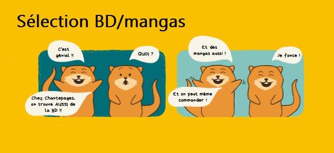 Sélection BD/mangas