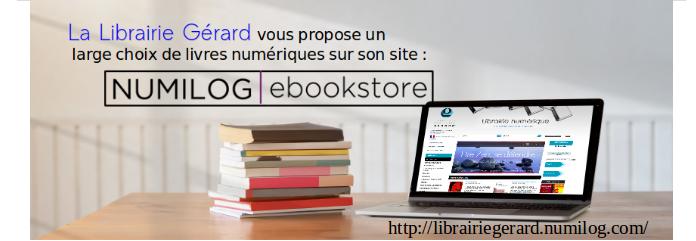 LIVRES NUMERIQUES librairiegerard.numilog.com