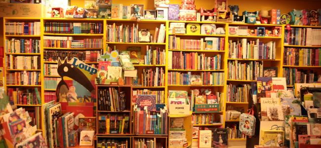 Découvrez la Librairie commercienne !