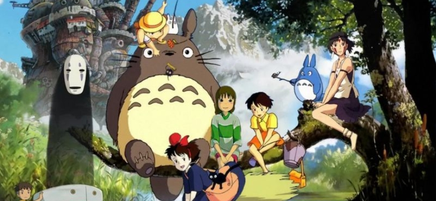Les partitions du Studio Ghibli