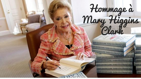 Hommage à Mary Higgins Clark