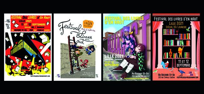 Festival des livres d'en haut