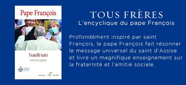 La nouvelle encyclique du pape François