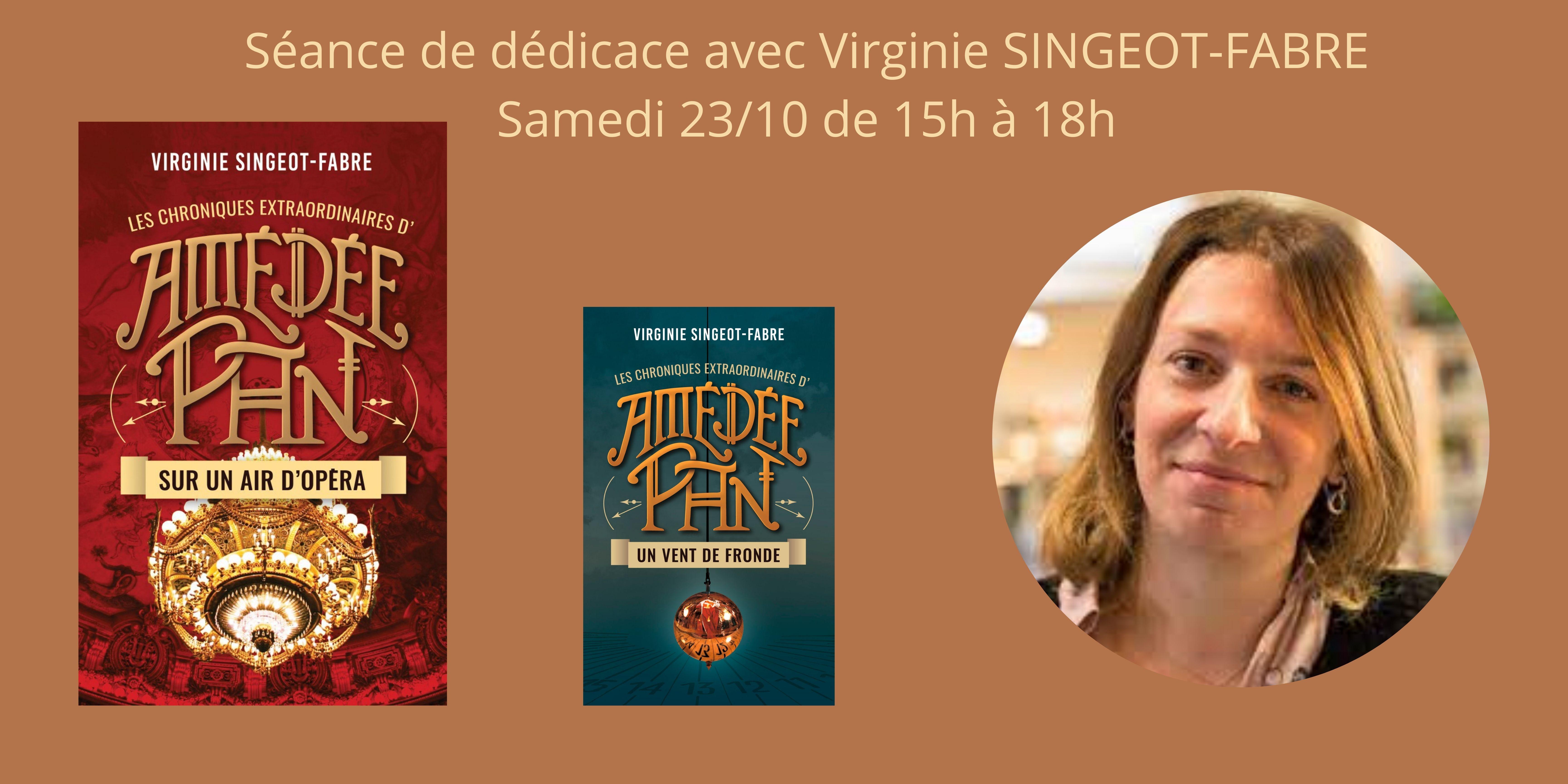 """Séance de dédicace """"Amédée Pan"""""""