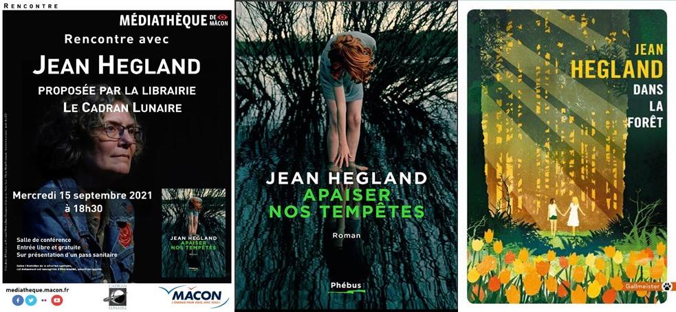 Rencontre avec Jean Hegland