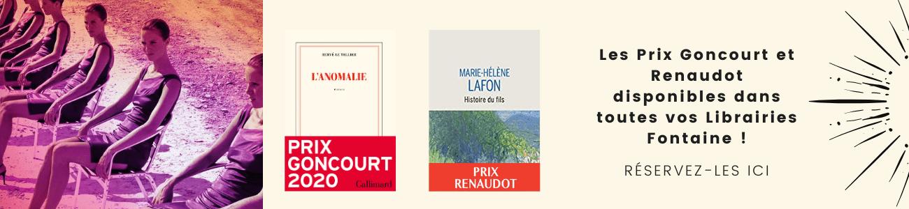 Prix Goncourt et Renaudot