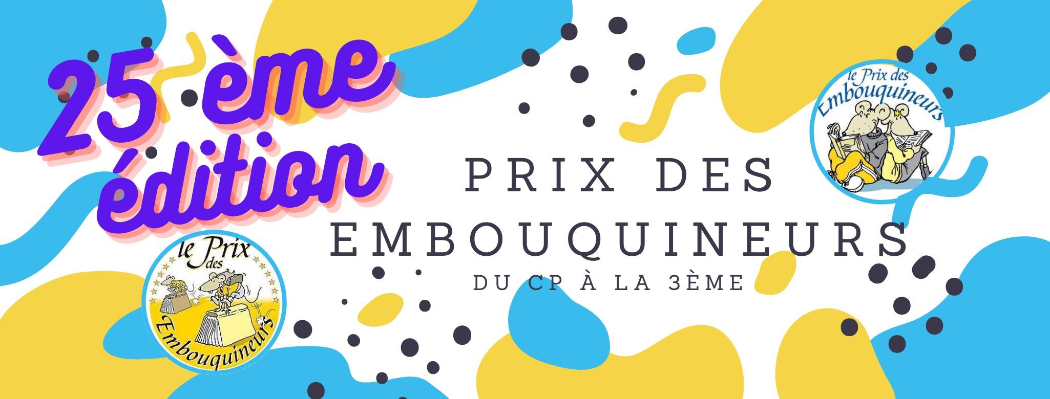 Prix des Embouquineurs 2020-2021