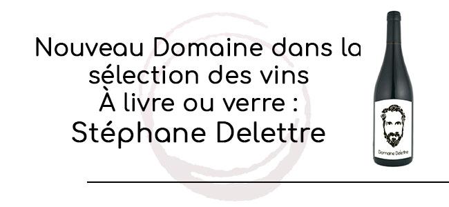 Nouveau Domaine sélectionné À livre ou verre