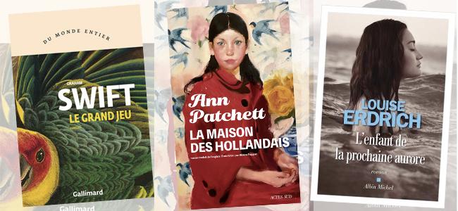 Nouveautés littérature étrangère 2021