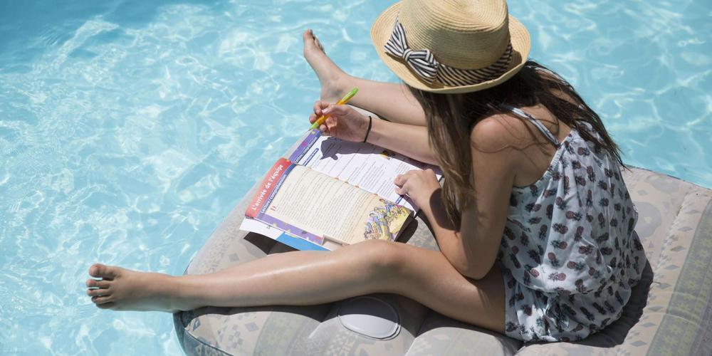 Notre offre en cahiers de vacances !