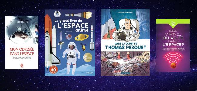 Comme Thomas Pesquet, partez dans l'espace !