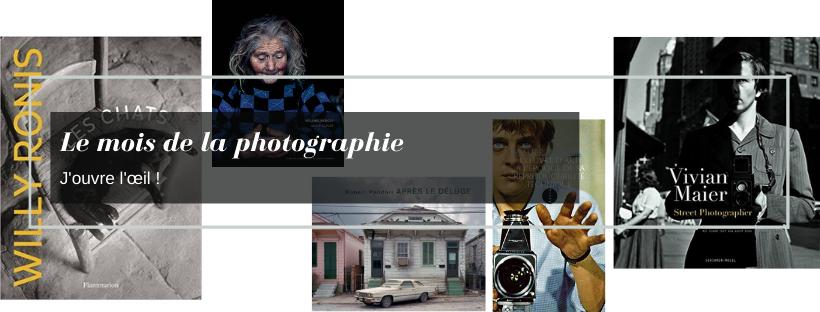 Le mois de la photographie