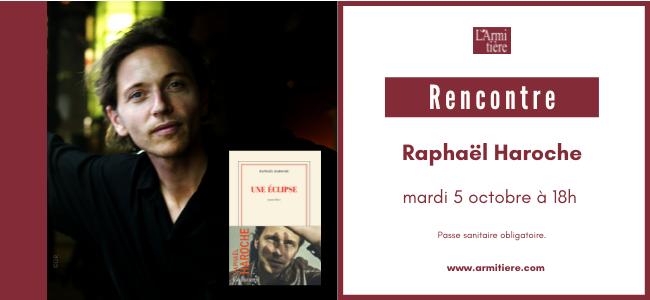 Rencontre avec Raphaël Haroche