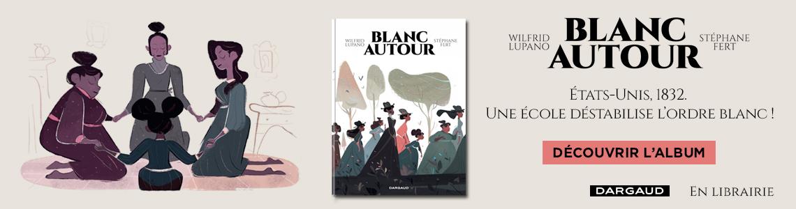 Blanc Autour