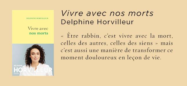 Le nouveau livre de Delphine Horvilleur