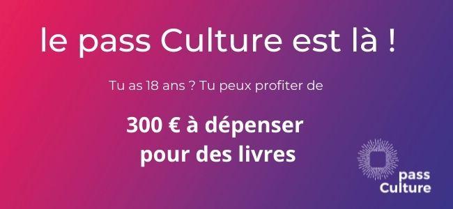 Le Pass Culture est là !