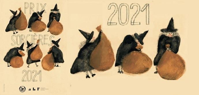 Prix Sorcières 2021