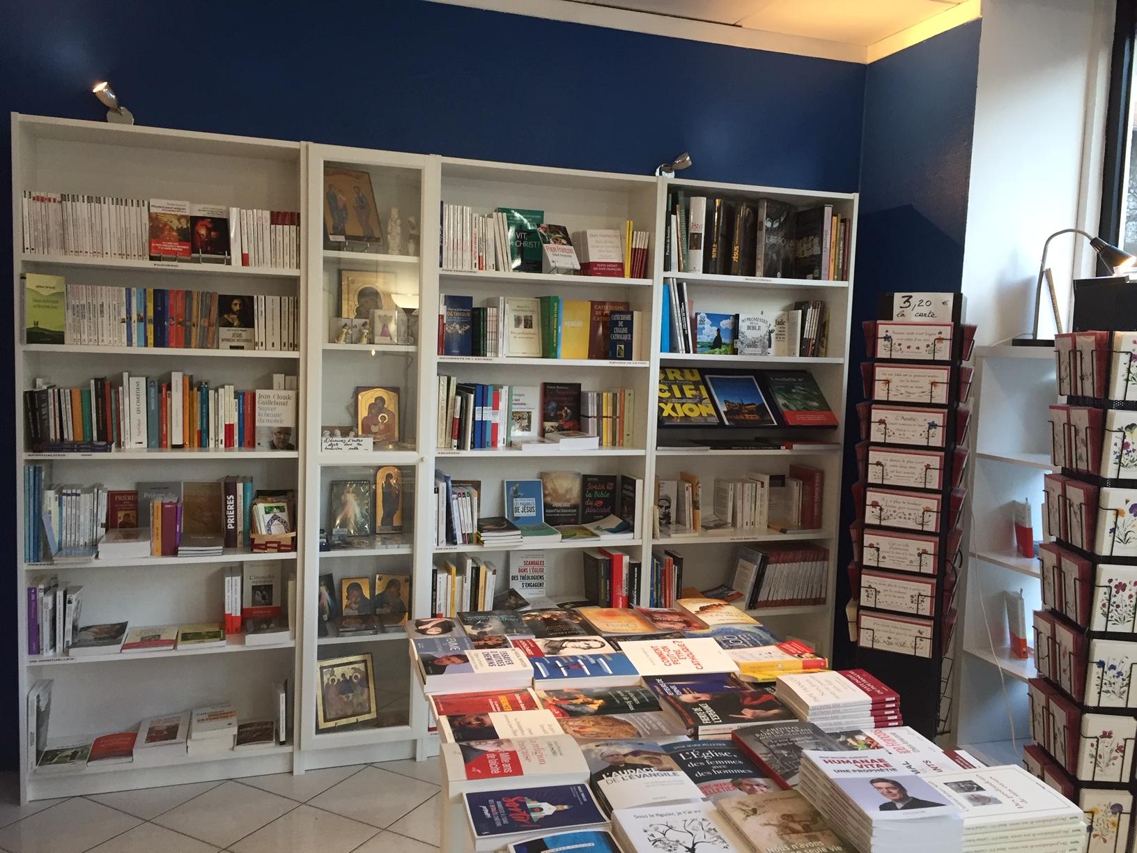Librairie Siloë St Roch