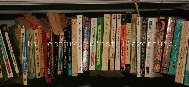 La lecture, c'est l'aventure