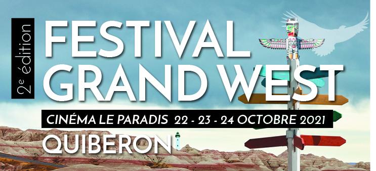 Festival Grand West cinéma et littérature