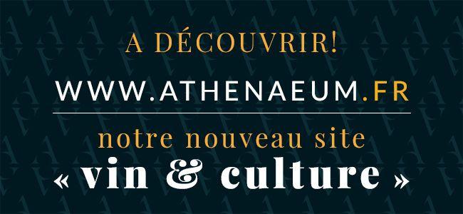 Nouveau site vin & culture